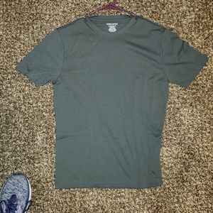 Mens XS Green T-Shirt Banana Republic.